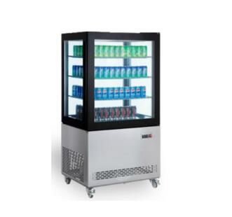 550L Commercial Refrigerator with CE UL RoHS ETL