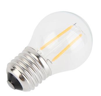 E14 / E27 A60 A19 Led Filament Bulb, E14 / E27 G45 Filament LED globe, C37 / C35 Filament led candle