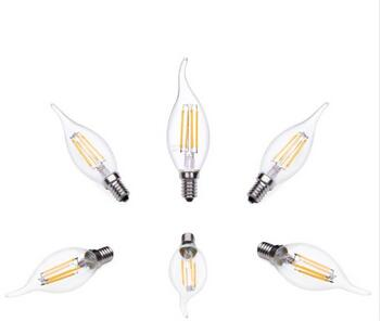Decoration LED filament Bulb C35 LED Candle
