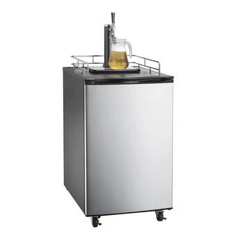 128L 170L Beer Keg Fridge Kegerator Cooler