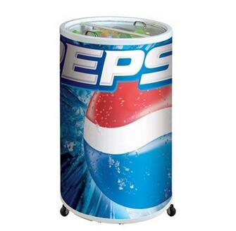 50l Commercial Round Electric Beverage Ice Party Beer
