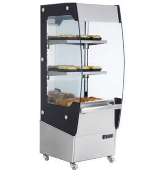 180L Hot Open Display For Hamburger Egg tarts Pizza Bread Chicken