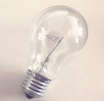 Made in China 110v 220v E27 40w 60w 75w 100w Incandescent Light Bulb