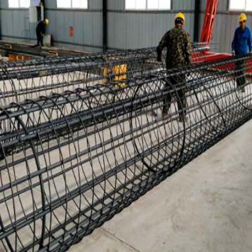 The Best and Cheapest wire cages making machine with long service life