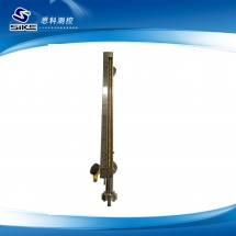 Stainless steel magnetic float liquidometer