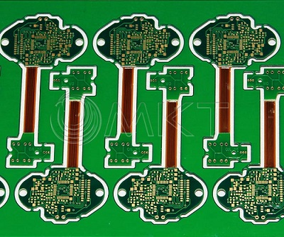 6 Layers Rigid and Flexible PCB