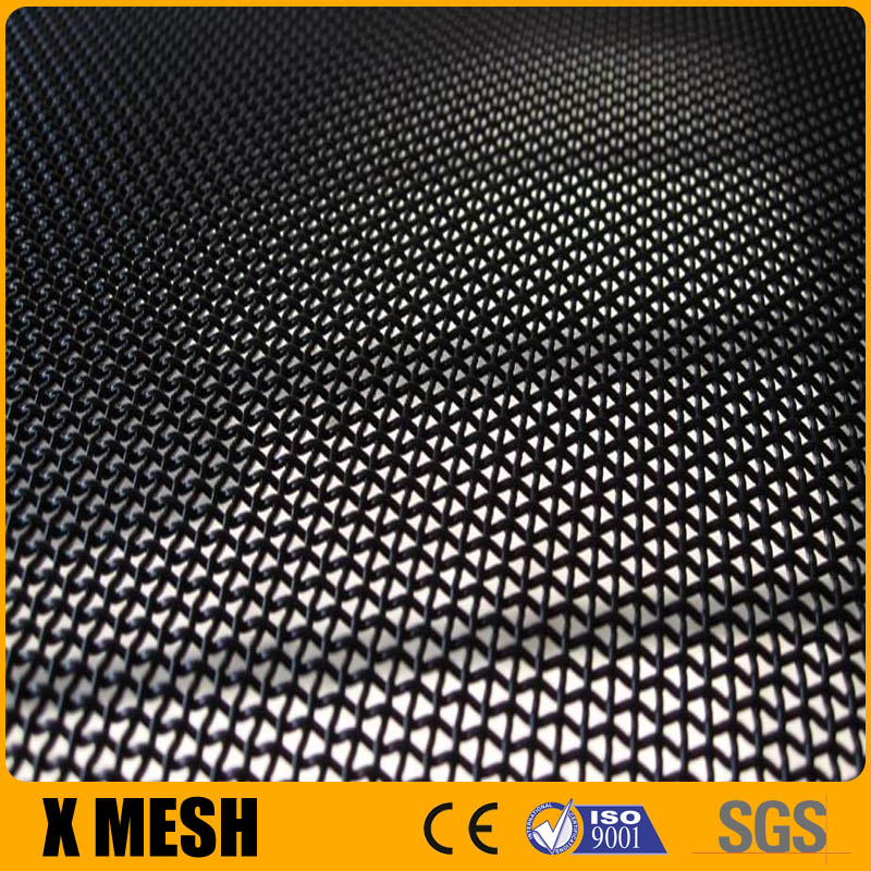 Ss201, ss304, carbon steel King Kong Wire Mesh for Window Screen Material