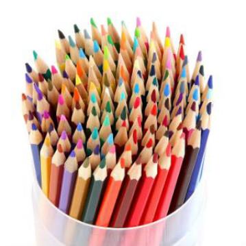 High quality 48 colors pencil color set for children artist painting