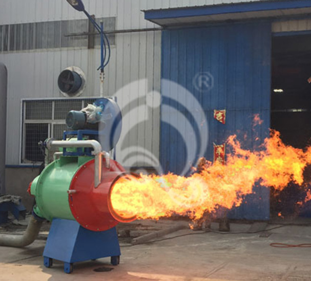 Biomass Wood Powder Burner