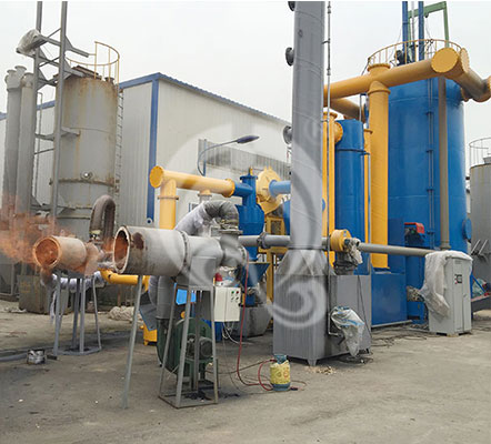 MSW Gasifier Price