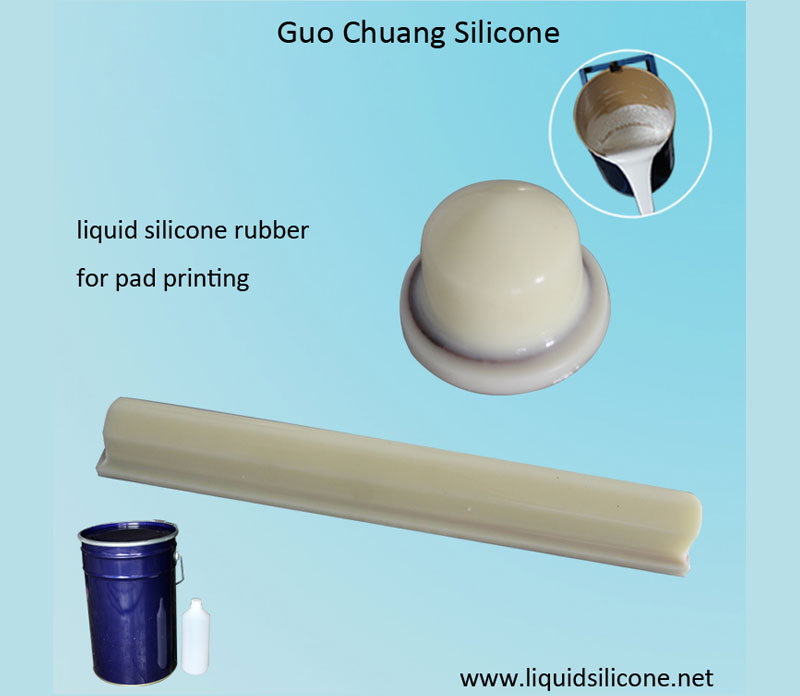 Condensation Cure RTV Pad Printing Silicone Rubber