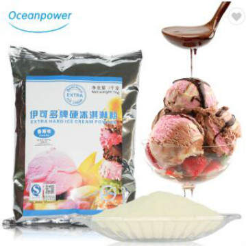More fashionable hard ice cream powder for sale