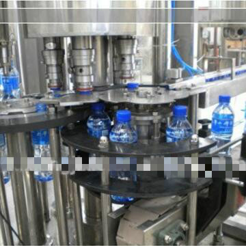 COMPLETE MINERAL/ PURE WATER PRODUCTION LINE