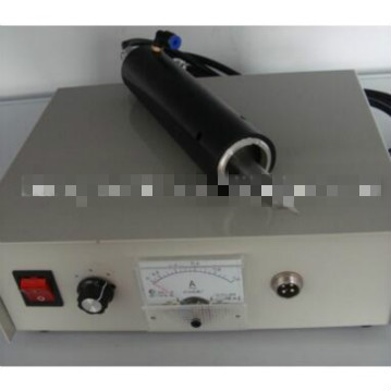CE ultrasound label non-woven fabric cutting machine supplier air cooling