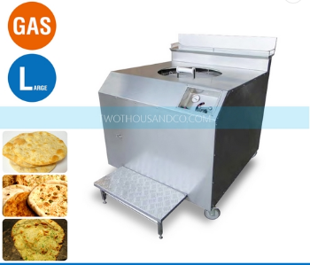 HOT SALE Single Infrared Burner Large Size Stainless Steel Gas Tandoor Oven
