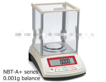 Easy Operated function of analytical balance with LCD display online