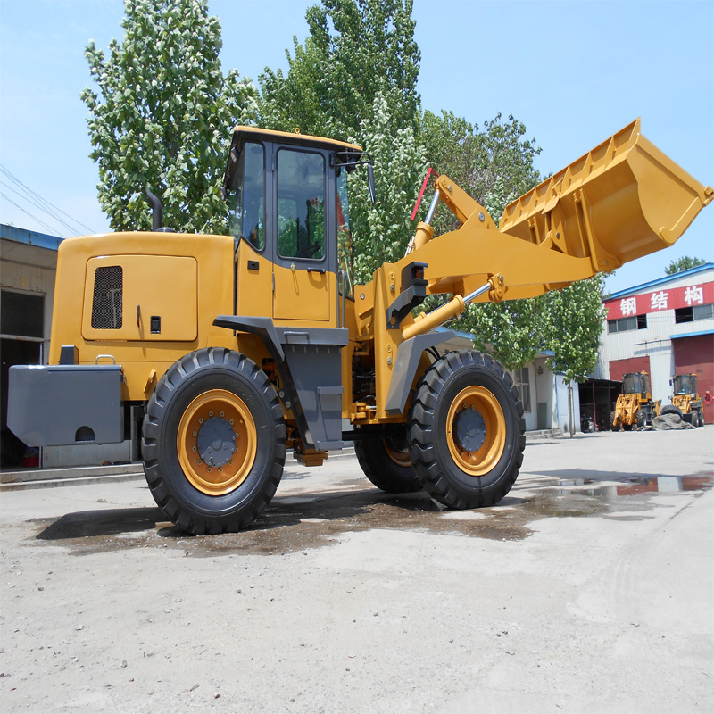 China wheel loader durable for construction