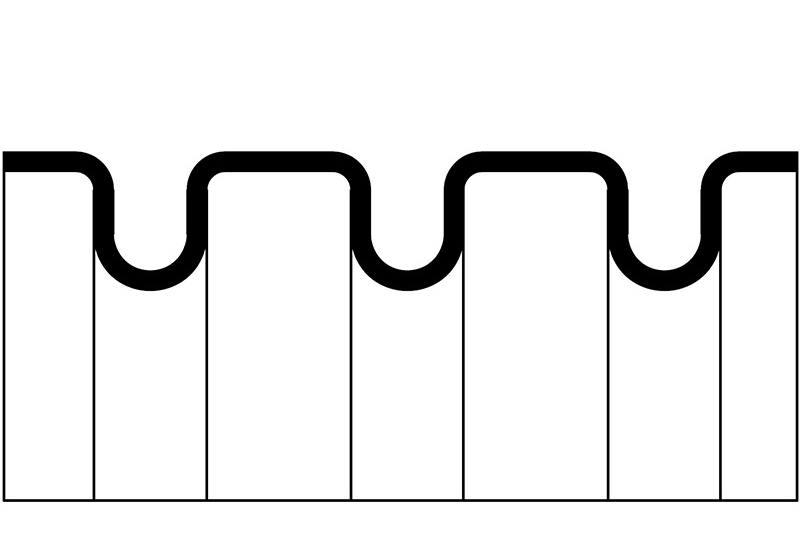 Non-Metallic Corrugated Conduit - PACS2 Series