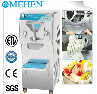 CE proved ice cream combine machine in high quality