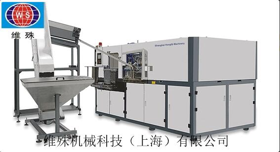 High Quality 4 Cavities 2000ml Automatic Pet Stretch Blow Moulding Machine Supplier