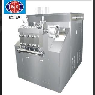 Professional 500L High Pressure Plunger 40mpa Homogenizer Supplier