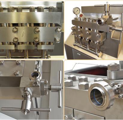 Professional  juice making homogenizer machine for mango juice supplier