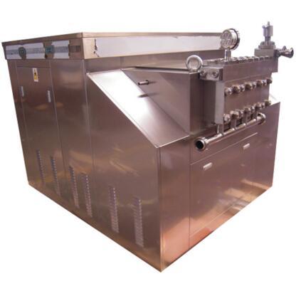 high pressure electric homogenizer
