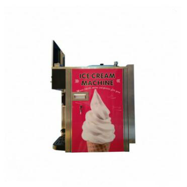 Vending Soft Ice Cream Machine HM116