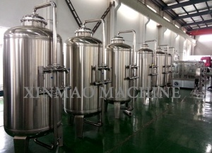 Complete Water Treatment System For Water Manufacturers