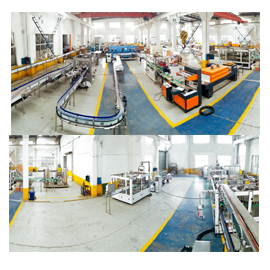 Factory price automatic water bottle shrink wrapping packing machine supplier