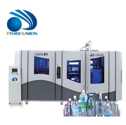Mineral beverage PET bottle bottler stretch blow molding machine supplier