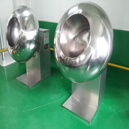 High quality chewing gum coating machine for sale