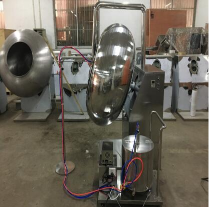 High quality chemical machine dragees for chocolate penut coating