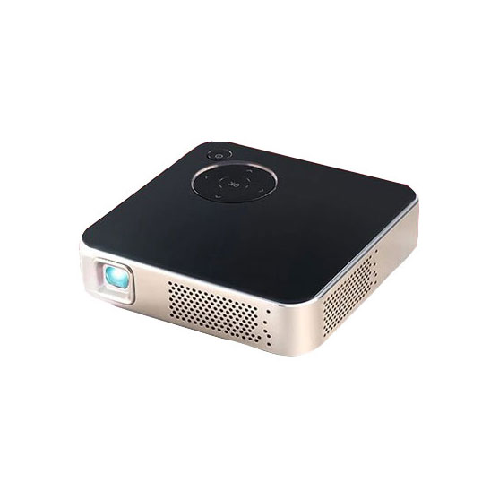 Mini Multimedia LED Video DLP Wifi Projector