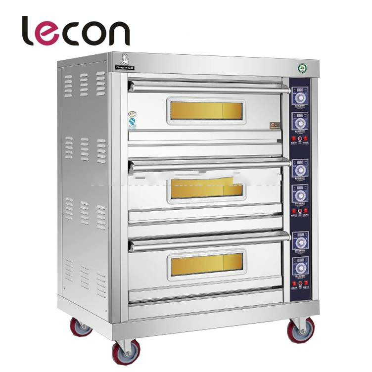 New Design Professional Heavy Industry  Bread Backing Oven