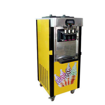 Stainless steel cheap price spaghetti ice cream machine for sale
