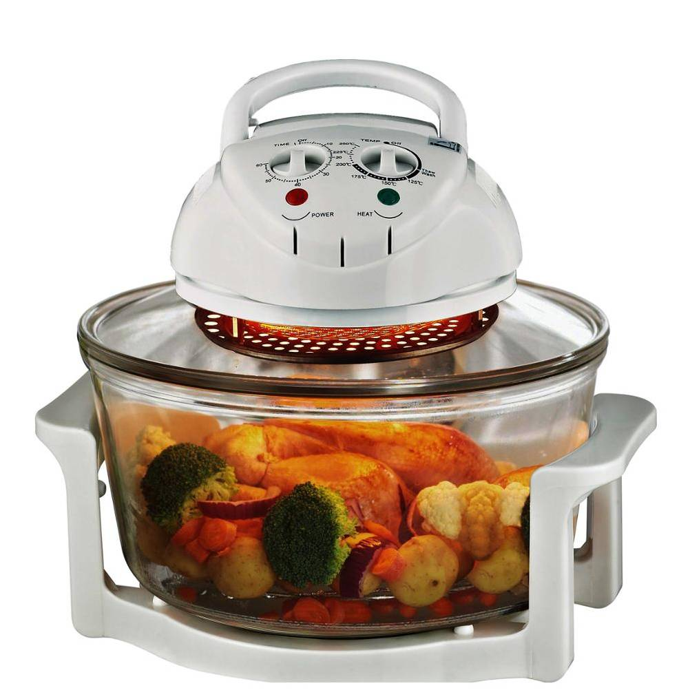 12L Halogen Oven Household Electric Kitchen Appliances