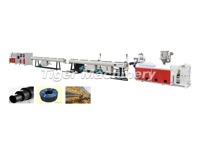 Small caliber PE Pipe Extruder Line(20-110)