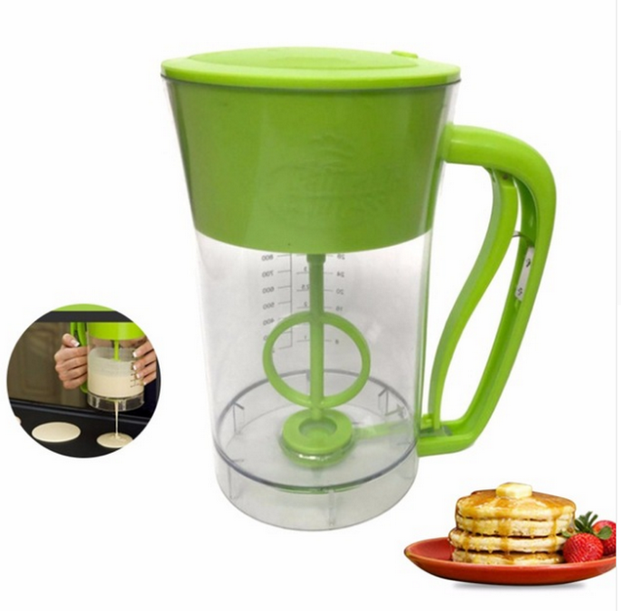 High Quality Measuring Cup Baking Tool Automatic Batter Mixing Dispenser Supplier