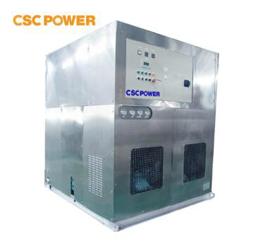 Automatic electric hot plate ice machine For sale