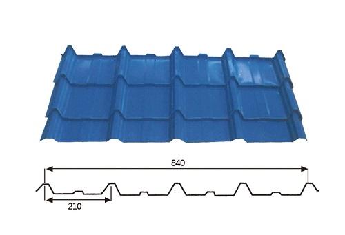 Steel-Encaustic Tiles