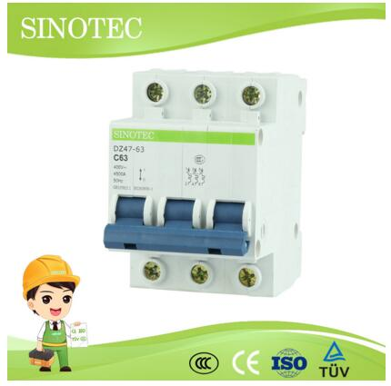 CE Circuit Breaker, Miniature Circuit Breaker, MCB Supplier