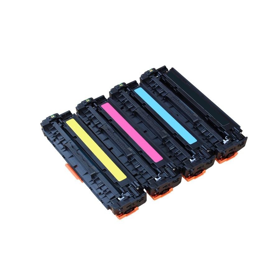 Color Compatible Toner Cartridge  for HP CE410A/CE411A/CE412A/CE413A