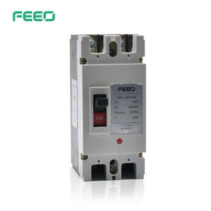 moulded case circuit breaker for sale motorized mccb supplier