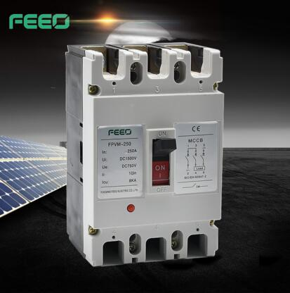 High Quality Molded Case Circuit Breaker 250 amp MCCB low price