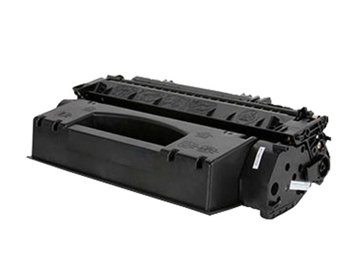 Compatible HP  Q7553X Laser Toner Cartridge