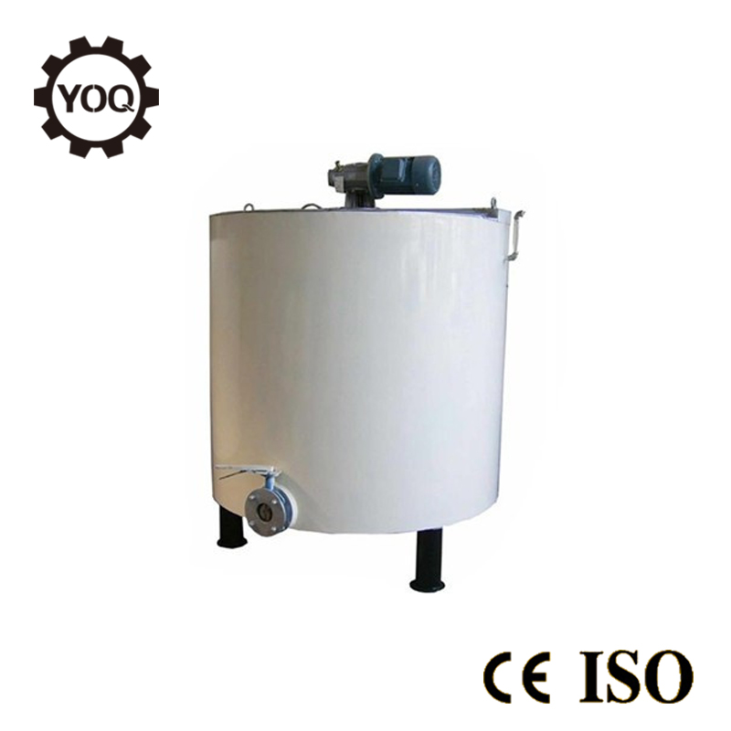 1000L chocolate constant temperature holding tank/chocolate storage tank/chocolate mixer machine for sale