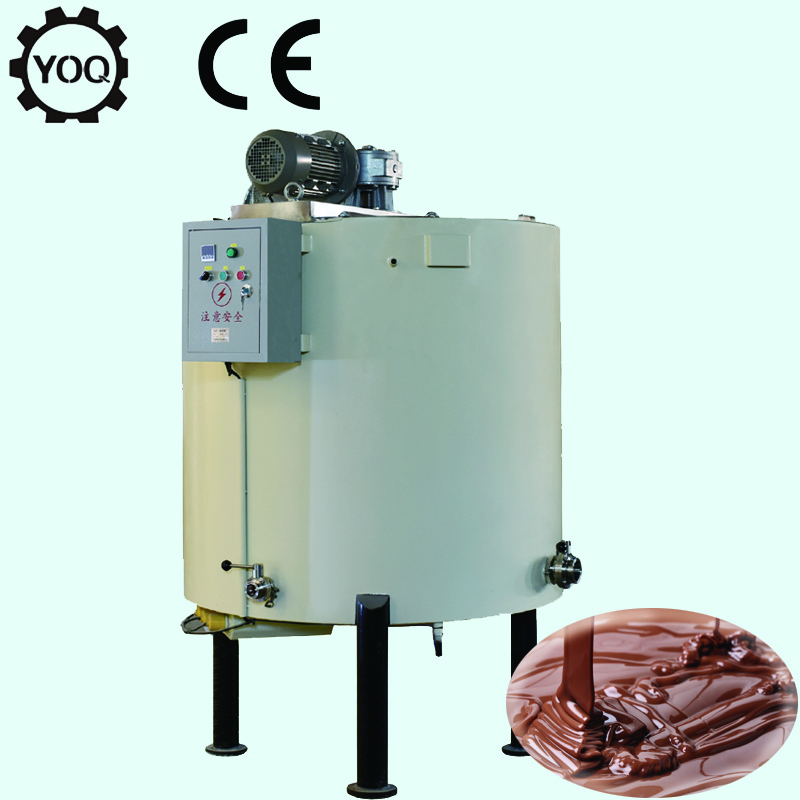 500L Chocolate holding tank/chocolate mixer machine manufacturer