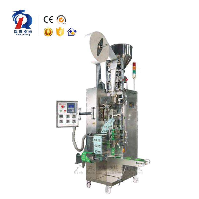 Automatic tea bag packing machine filter paper tea bag packing machinery factory price