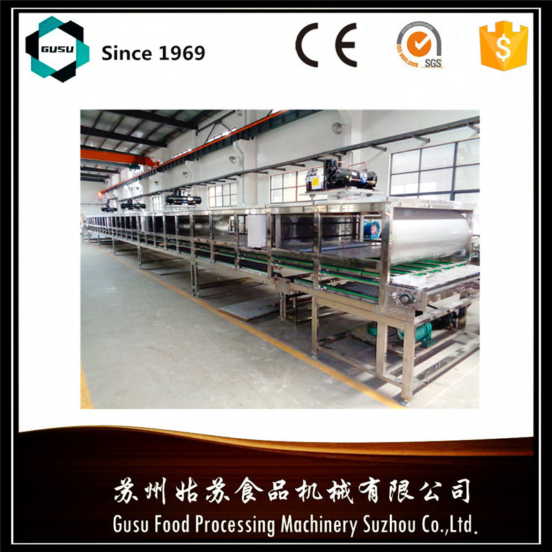 Chocolate Molding Equipment for Moulding Dark Chocolate